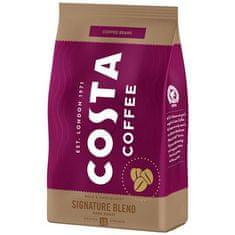 """COSTA COFFE Káva """"Signature Blend"""", tmavo pražená, zrnková, 500 g"""