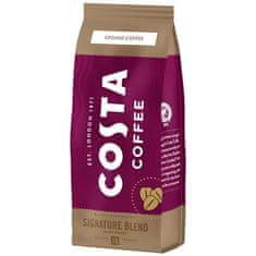 "COSTA COFFE Káva ""Signature Blend"", tmavo pražená, mletá, 200 g"