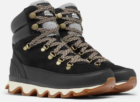 Sorel Kinetic Conquest ženski zimski čevlji, črni, 36