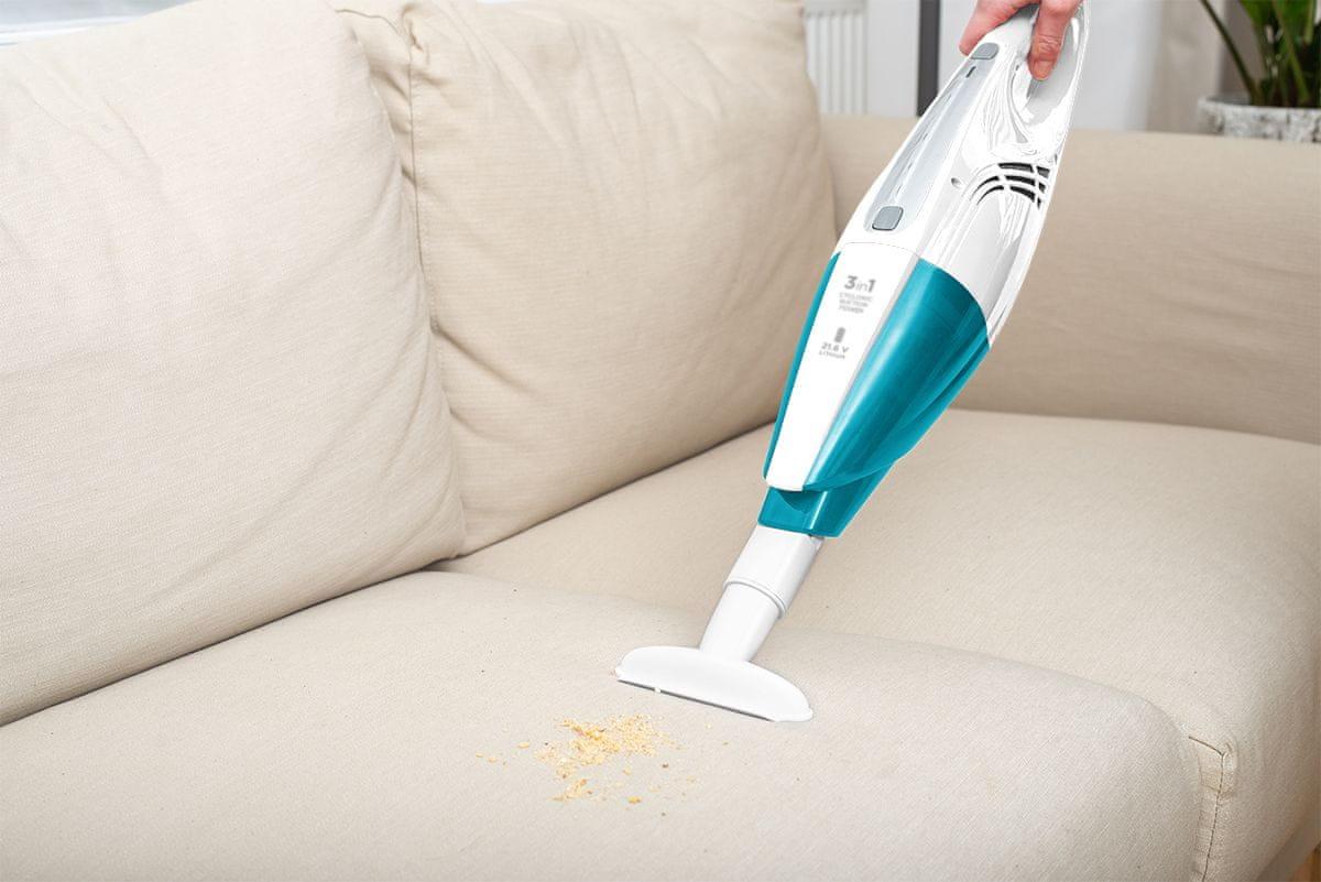 Concept VP4205 Wet and Dry 3 v 1 PERFECT CLEAN odnímatelná jednotka pro ruční vysávání