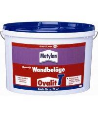Henkel Metylan Ovalit T 44567 lepidlo určené na papírové, vinylové, vliesové, textilní tapety -
