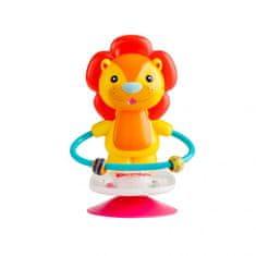 Bumbo hračka s prísavkou LION Luca