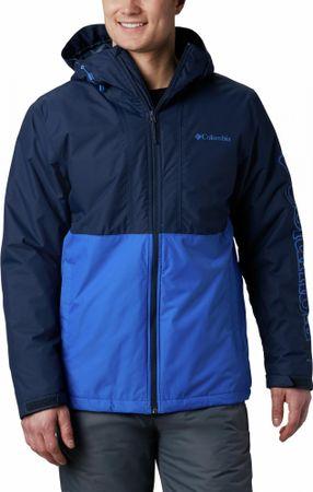 COLUMBIA Męska kurtka narciarska Timberturner S niebieska