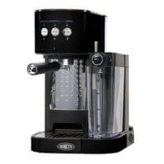 Boretti Espresso kávovar pákový - černý - Boretti B400