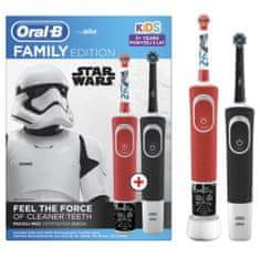 Oral-B Rodinná Řada: Vitality + Vitality Kids Star Wars