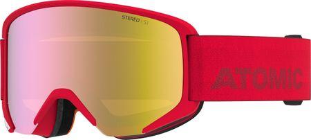 Atomic Savor Stereo skijaške naočale, crvene