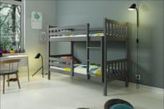 Furnitura Pograd CARINO 90x200 + GRATIS ležišče (različne barve)