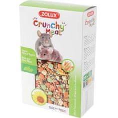 Zolux CRUNCHY MEAL patkány és egér táp 800g