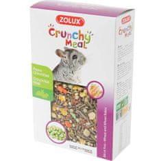 Zolux CRUNCHY MEAL csincsilla táp 800g