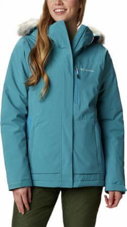 COLUMBIA Damska kurtka narciarska Ava Alpine Insulated S niebieska