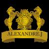 Alexandre.J logo