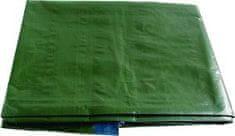 Extol Craft Plachta zakrývacia PE 150g/m2, 4x5m, oká po celom obvode