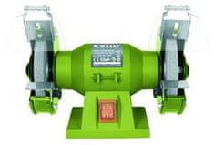 Extol Craft Brúska dvojkotúčová, príkon 150W, priemer kotúča/diery 125/12,7mm, šírka 16mm