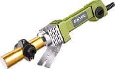 Extol Craft Zváračka polyfúzna, príkon 800W, 220-300°C, nadstavce 20,25,32mm