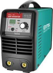 Extol Industrial Invertor zvárací 10-160A, 5,2kW, napätie na prázdno 74V