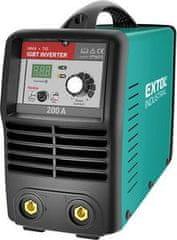 Extol Industrial Invertor zvárací 10-200A, 6,8kW, napätie na prázdno 74V