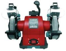 Extol Premium Brúska dvojkotúčová, príkon 520W, priemer kotúča/diery 200/16mm, šírka 25mm