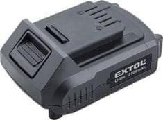Extol Premium Akumulátor Share 20V/2Ah, Li-ion, pre 88918XX, 87918XX