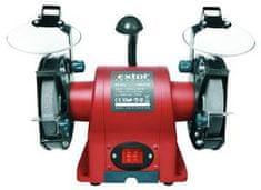 Extol Premium Brúska dvojkotúčová, príkon 350W, priemer kotúča/diery 150/12,7mm, šírka 20mm