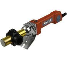 Extol Premium Zváračka polyfúzna, príkon 800W, 260-300°C, nadstavce 16,20,25,32mm, kovový kufor