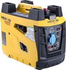 Heron Elektrocentrála digitálna invertorová, 1,0kW, 230V/50Hz, stohovateľná