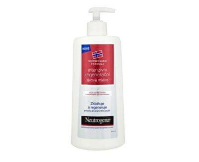 Neutrogena intenzivno regeneracijsko mleko za telo za zelo občutljivo kožo, 400 ml