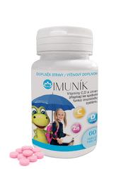 Novax Imuník - imunita dětí 60 tablet
