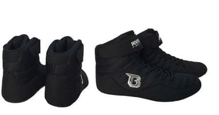 Booster boks čevlji, 41, črni