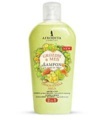 Kozmetika Afrodita šampon za kosu i tijelo, grožđe & med, 1000 ml