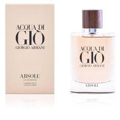 Giorgio Armani Acqua Di Gio Absolu - parfémová voda M Objem: 125 ml