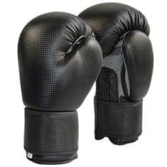 PHOENIX Carbon rokavice za boks, 10 oz., črne