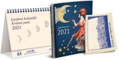 Žofie Kanyzová: Lunární kalendář Krásné paní 2021