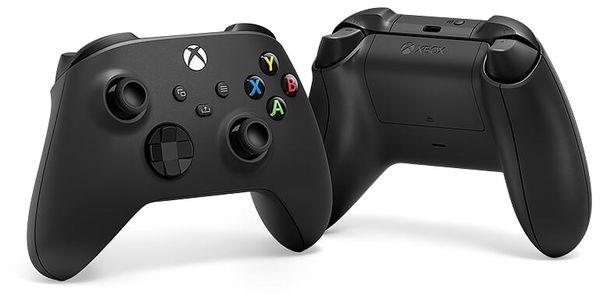 Microsoft Xbox Wireless Controller, bílá (QAS-00002) vibrace hybridní směrový ovladač sdílení obsahu