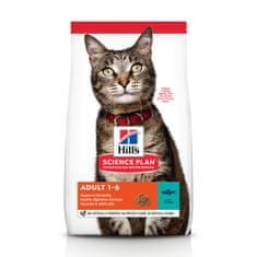 Hill's mačja hrana Science Plan Feline Adult Tuna, 10 kg