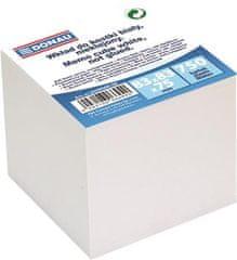 Donau Papírové bločky v kostce 83x83x75 mm