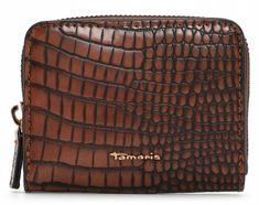Tamaris női barna pénztárca 30737