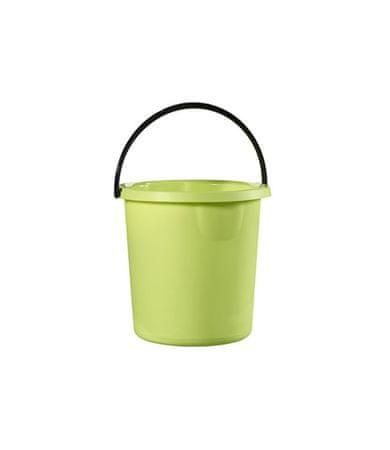CURVER Essentials kanta, 10 l, zelena