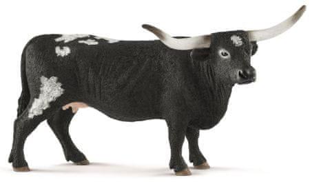 Schleich figura Teksaška krava Longhorn 13865