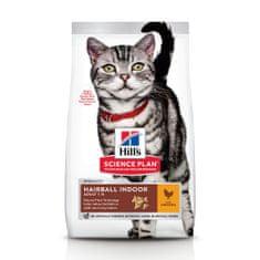 "Hill's hrana za mačke Science Plan Feline Adult ""HBC for indoor cats"" Chicken, 10 kg"