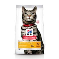 Hill's hrana za mačke Science Plan Feline Adult Urinary Health Chicken, 7 kg