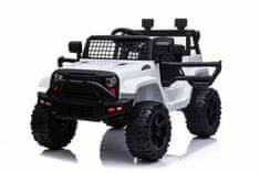 Beneo OFFROAD elektromos autó hátsó kerék-meghajtással, 12V akku, magas alváz, széles ülés, csillapított