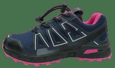 V+J dětská sportovní obuv 684009 Navy/Fuxia