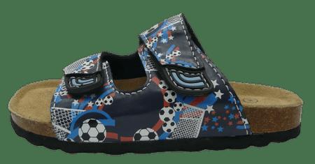 V+J fiú papucs papucs 704010/Blau, 30, sötétkék