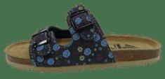 V+J dívčí pantofle 704210/Navy