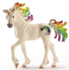 Schleich Dúhový jednorožec žrebec 70525