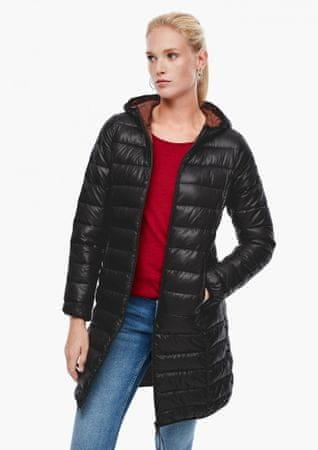 Q/S designed by Női kabát 510.12.009.16.151.2039322, L, fekete