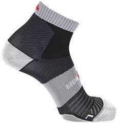 IronMan Ponožky IronMan® Trail X Barva: Šedá-růžová, Velikost: S[35-38]