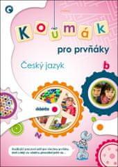 Michaela Křivancová: Koumák pro prvňáky Český jazyk