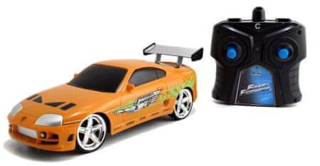 szybki i wściekły samochód RC Brian's Toyota 1:24