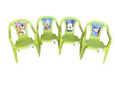 IPAE 1 židlička DISNEY Mickey Mouse